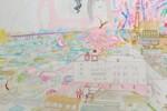 馬場まり子展 藍画廊