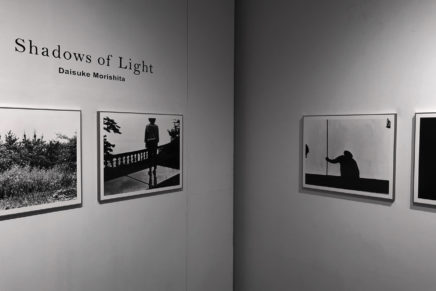 """Shadows of Light"" @galleryMain exhibition view"