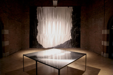 """Shadows of Light"" @PORT ART&DESIGN TSUYAMA exhibition view"